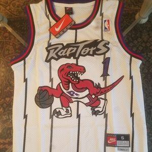 Tracy McGrady Raptors THROWBACK Jersey